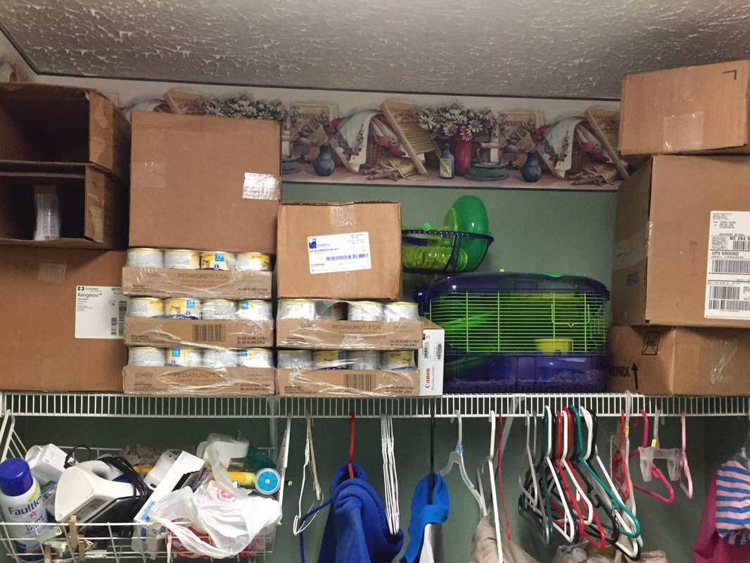 Professional Organizer Wilmington NC Organizing Medical Supply Closet